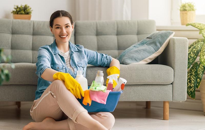 A Quick Guide To Creating The Perfect House Cleaning Schedule
